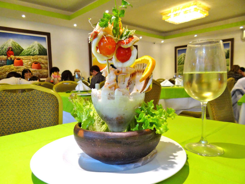 Ceviche Lima Limón