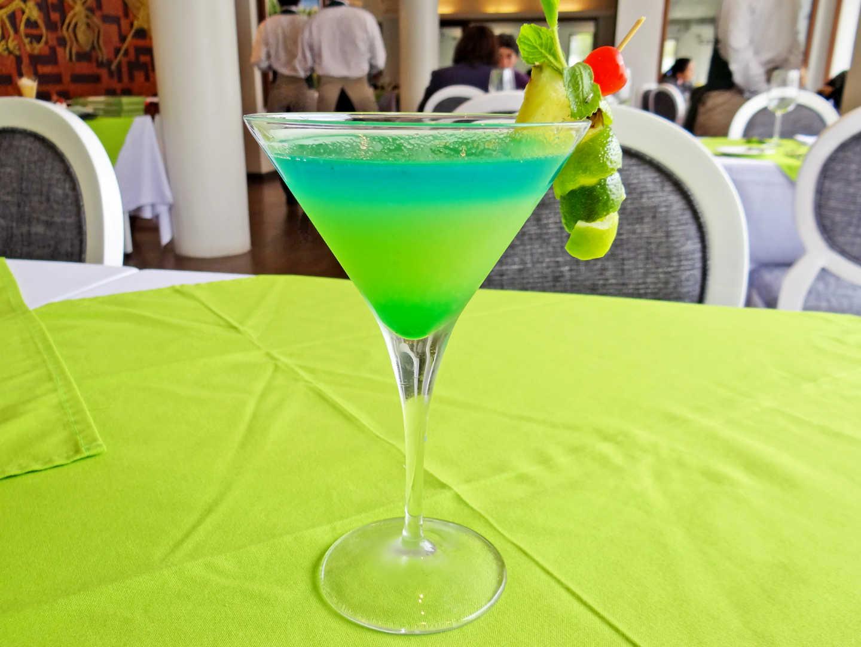 Martini Hawaiano